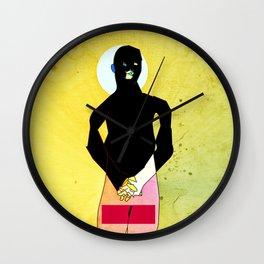 The Shroud Wall Clock