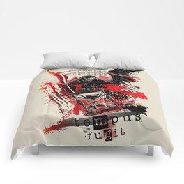 Time flies [ teMpus fuGit ] Comforters