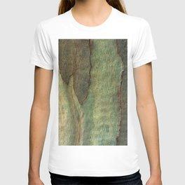 Eucalyptus Tree Bark 6 T-shirt