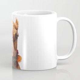 Camel Portrait Coffee Mug