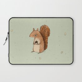 Sarah the Squirrel Laptop Sleeve