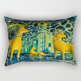 Guardians Rectangular Pillow