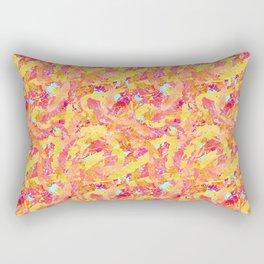 Sunny emotions Rectangular Pillow