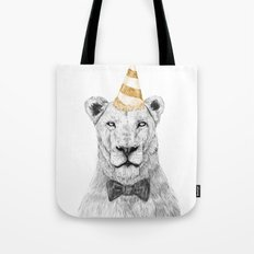 Get the party started (color) Tote Bag