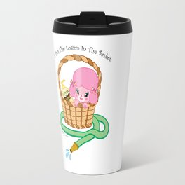 It puts the lotion in the basket. // Silence of the Lambs Travel Mug