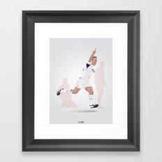 Super Kevin Davies - Bolton Wanderers Framed Art Print