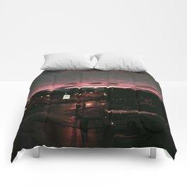 post rain set Comforters
