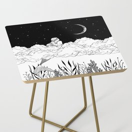 Moon River Side Table