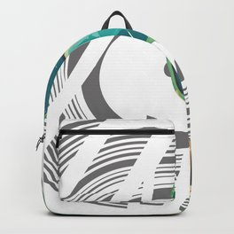 Love Vinyl Backpack