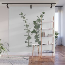 Eucalyptus Branches I Wall Mural