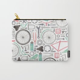 Cycling Bike Parts Carry-All Pouch