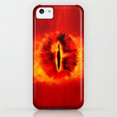 Eye of Sauron - Painting Style iPhone 5c Slim Case