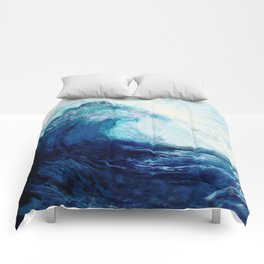 Waves II Comforters