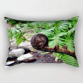 The Koru Rectangular Pillow