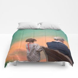 The wonderful stories of my grandfather Comforters