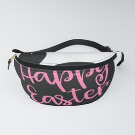 Cute Bunny Happy Easter Fun Graphic Fanny Pack