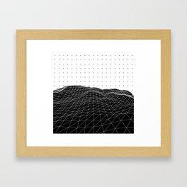 Terra Graphica Framed Art Print