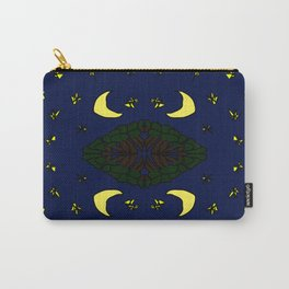 forest with moon and stars (5-2-19) Carry-All Pouch