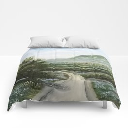 Texas Hill Country Comforters