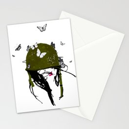 Fight the Good Fight Stationery Cards