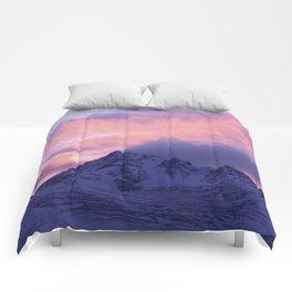 Rose Serenity Sunrise III Comforters