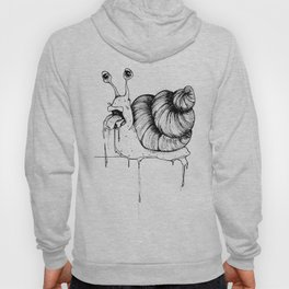 The drooling snail Hoody