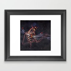 El Regalo Framed Art Print