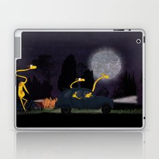 Voyage by night II (animal party) Laptop & iPad Skin