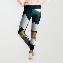 Ocean Stars Leggings