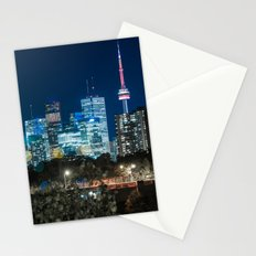 Urban Nights, Urban Lights #7 Stationery Cards