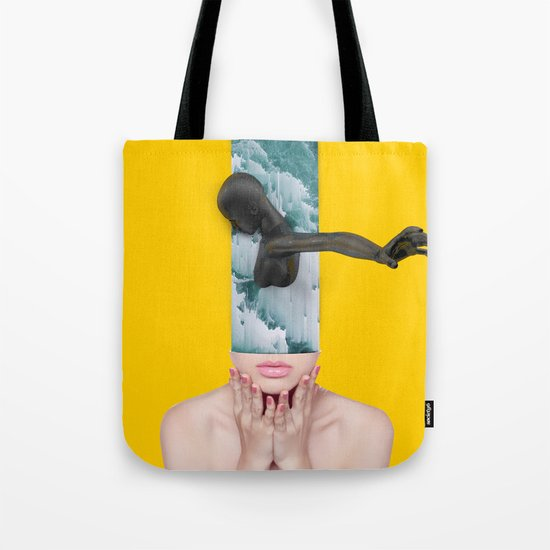 Life has been busy. Sorry ive been absent. Tote Bag