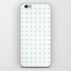 Spring mood pattern iPhone & iPod Skin