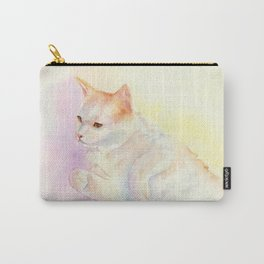 Playful Cat III Carry-All Pouch