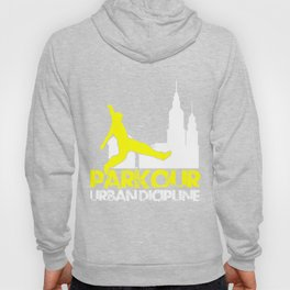 Parkour Parcour Freerunning Outdoor Sport Gift Hoody
