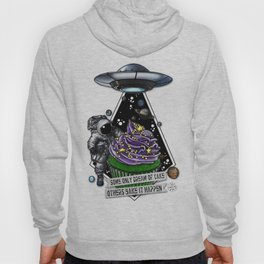 Good For Muffin Space Cake Hoody