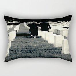 Highest Tribute Rectangular Pillow