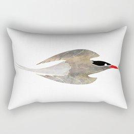 Arctic Tern Rectangular Pillow