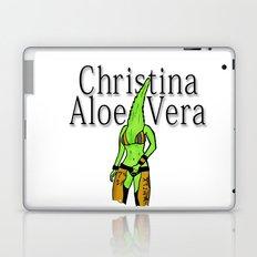 Christina Aloe Vera Laptop & iPad Skin