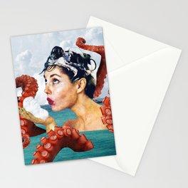 Ursula the Sea Creature Stationery Cards
