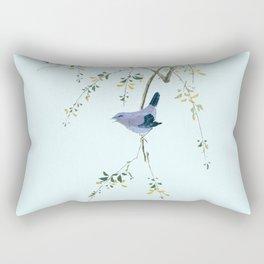 Chirpy Rectangular Pillow