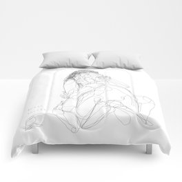 Snooze more often Comforters
