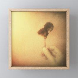 Imagine Framed Mini Art Print