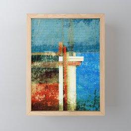 Embarcadero Framed Mini Art Print