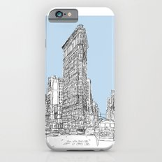 The Flat Iron iPhone 6s Slim Case