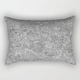 The Great City Rectangular Pillow