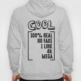 Cool Fake Real 4k Mega Real Oldschool Gift Hoody