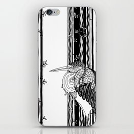 Heron iPhone Skin