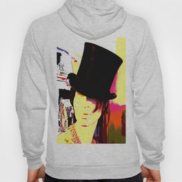 Cotton Club Topper Hoody