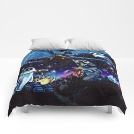 Wall-E Collage Comforters