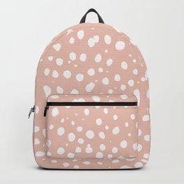 LEOPARD PINK Backpack